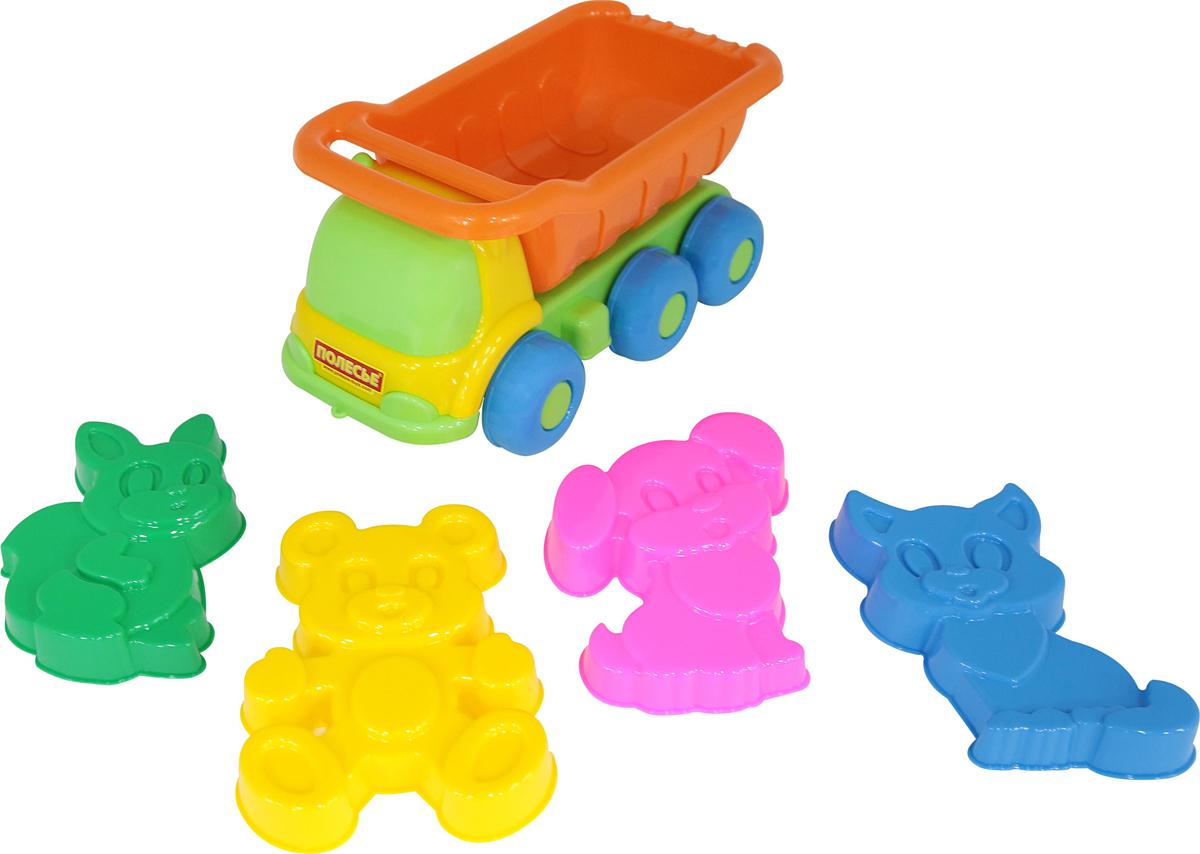 Полесье Набор игрушек для песочницы №271 Кеша, цвет в ассортименте4335Набор игрушек для песочницы №271 Кеша от бренда Полесье из яркого и качественного материала станет отличным подарком для вашего малыша. С этим набором малыш будет с удовольствием играть на пляже, в песочнице или на даче, строить башенки, замки, лепить куличики. Игры в песочнице прекрасно развивают мелкую моторику, воображение и интеллектуальные способности ребенка. Уважаемые клиенты! Обращаем ваше внимание на цветовой ассортимент товара. Поставка осуществляется в зависимости от наличия на складе.