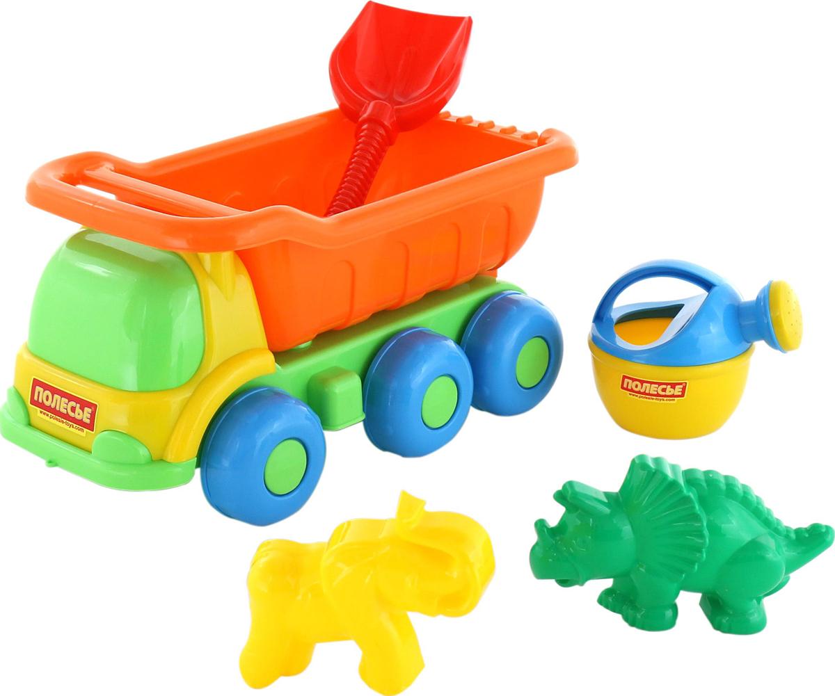 Полесье Набор игрушек для песочницы №366 Универсал, цвет в ассортименте