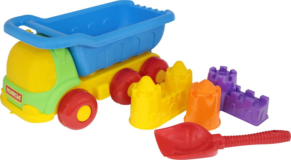 Полесье Набор игрушек для песочницы №367 Универсал, цвет в ассортименте