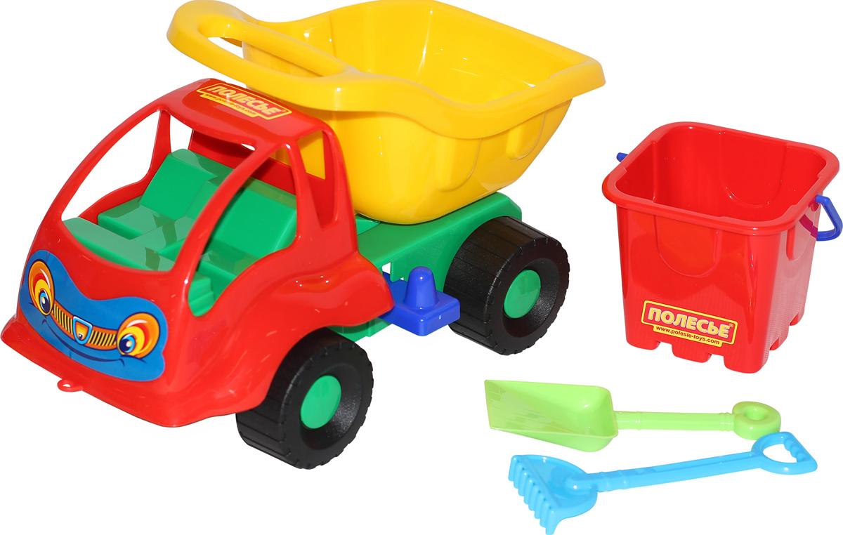 Фото - Полесье Набор игрушек для песочницы №56 Муравей, цвет в ассортименте полесье набор игрушек для песочницы 468 цвет в ассортименте