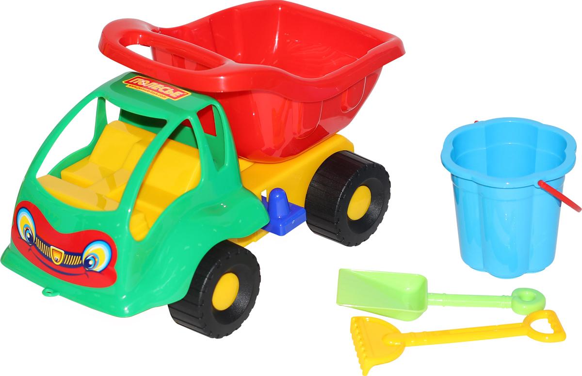Полесье Набор игрушек для песочницы №57 Муравей, цвет в ассортименте полесье набор игрушек для песочницы 467 цвет в ассортименте