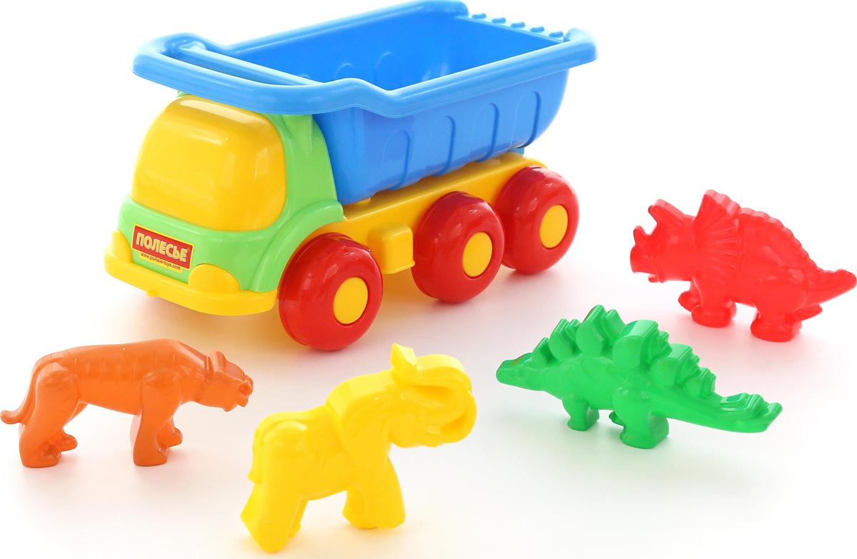 Полесье Набор игрушек для песочницы №574 Универсал, цвет в ассортименте
