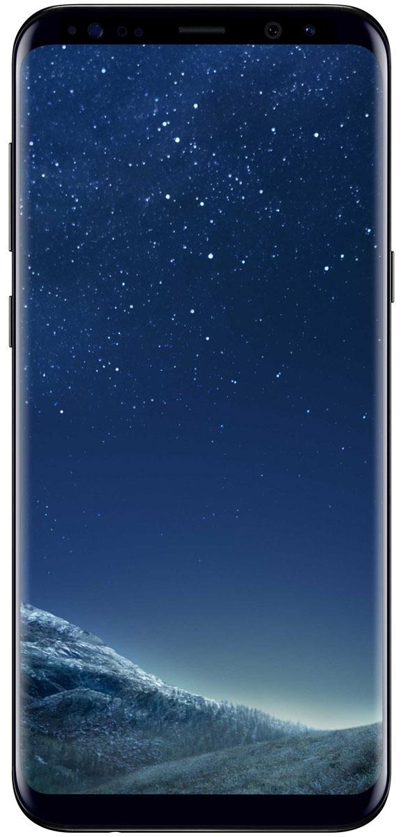 Смартфон Samsung Galaxy S8+ 128 GB, черный