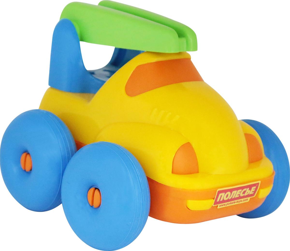 Полесье Пожарный автомобиль Блоппер, цвет в ассортименте автомобиль пластмастер малютка зефирки цвет в ассортименте 31172