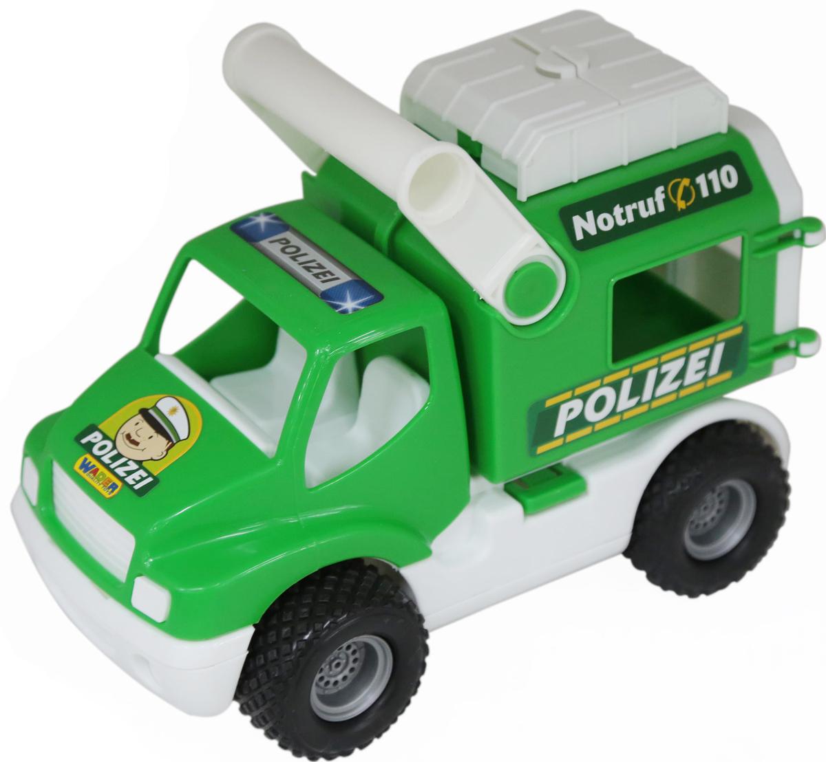 Полесье Полицейский автомобиль КонсТрак, цвет в ассортименте автомобиль пластмастер малютка зефирки цвет в ассортименте 31172