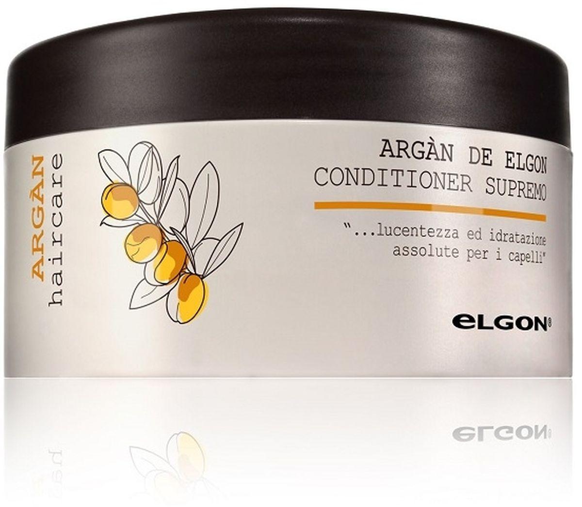 Elgon Argan Кондиционер для волос Argan Conditioner Supremo, 250 мл