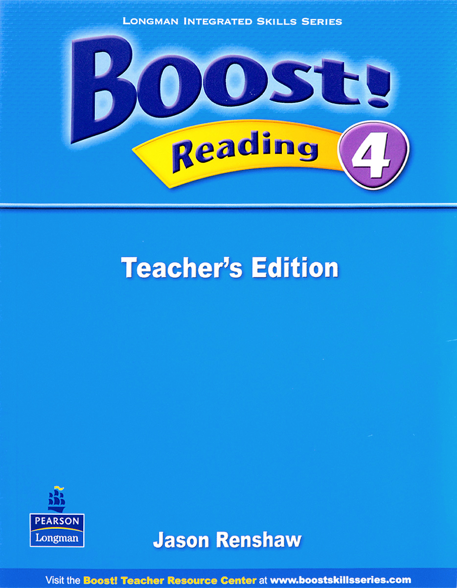 Фото - Boost! Level 4: Reading Teacher's Edition terry mcmorris acquisition and performance of sports skills