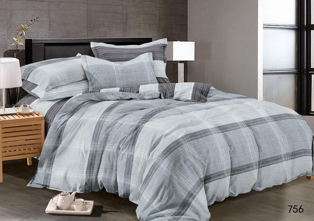 Комплект белья Guten Morgen, 2-спальный, наволочки 70х70. А-756-175-180-70
