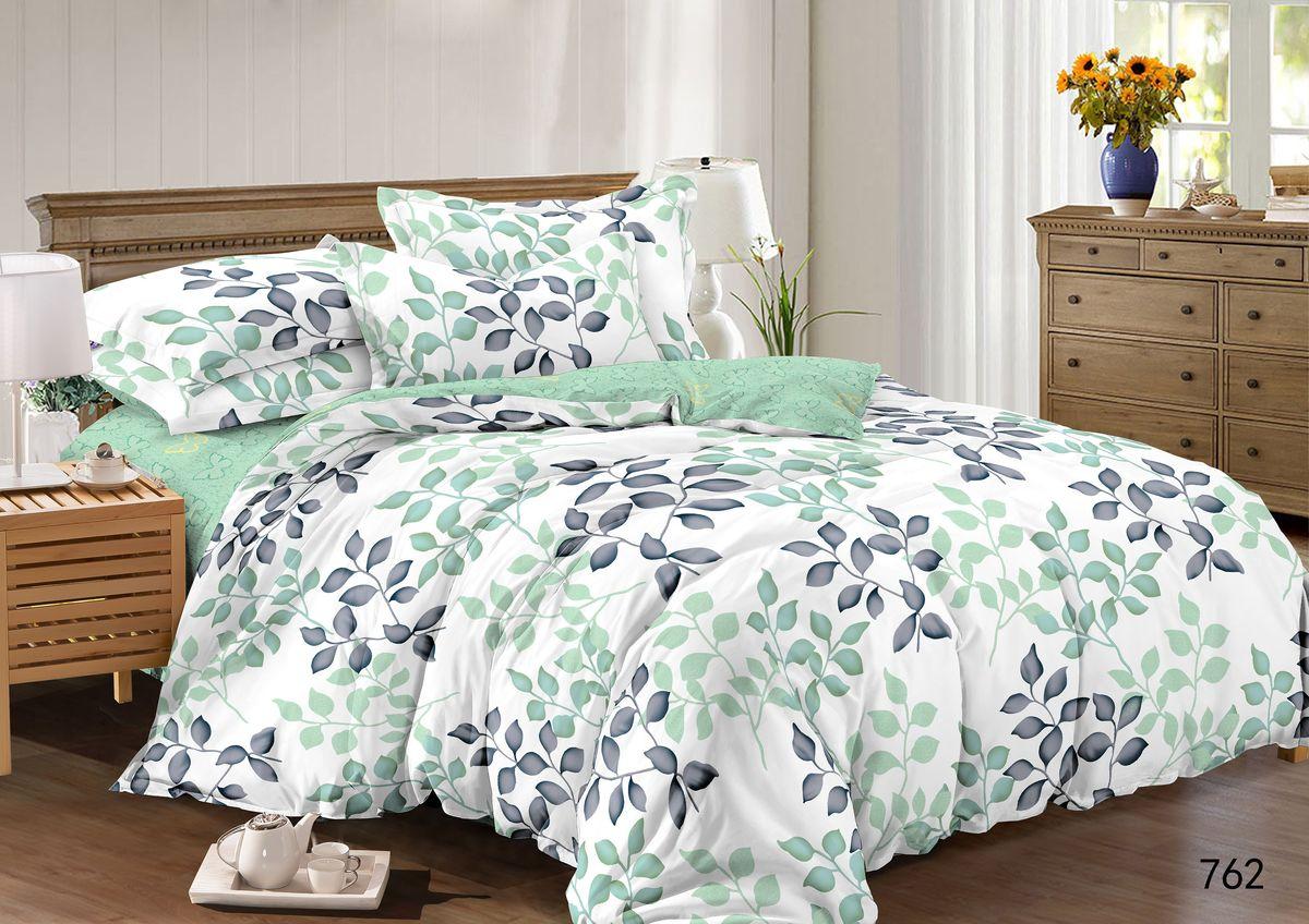 Комплект белья Guten Morgen, 2-спальный, наволочки 70х70. А-762-175-180-70