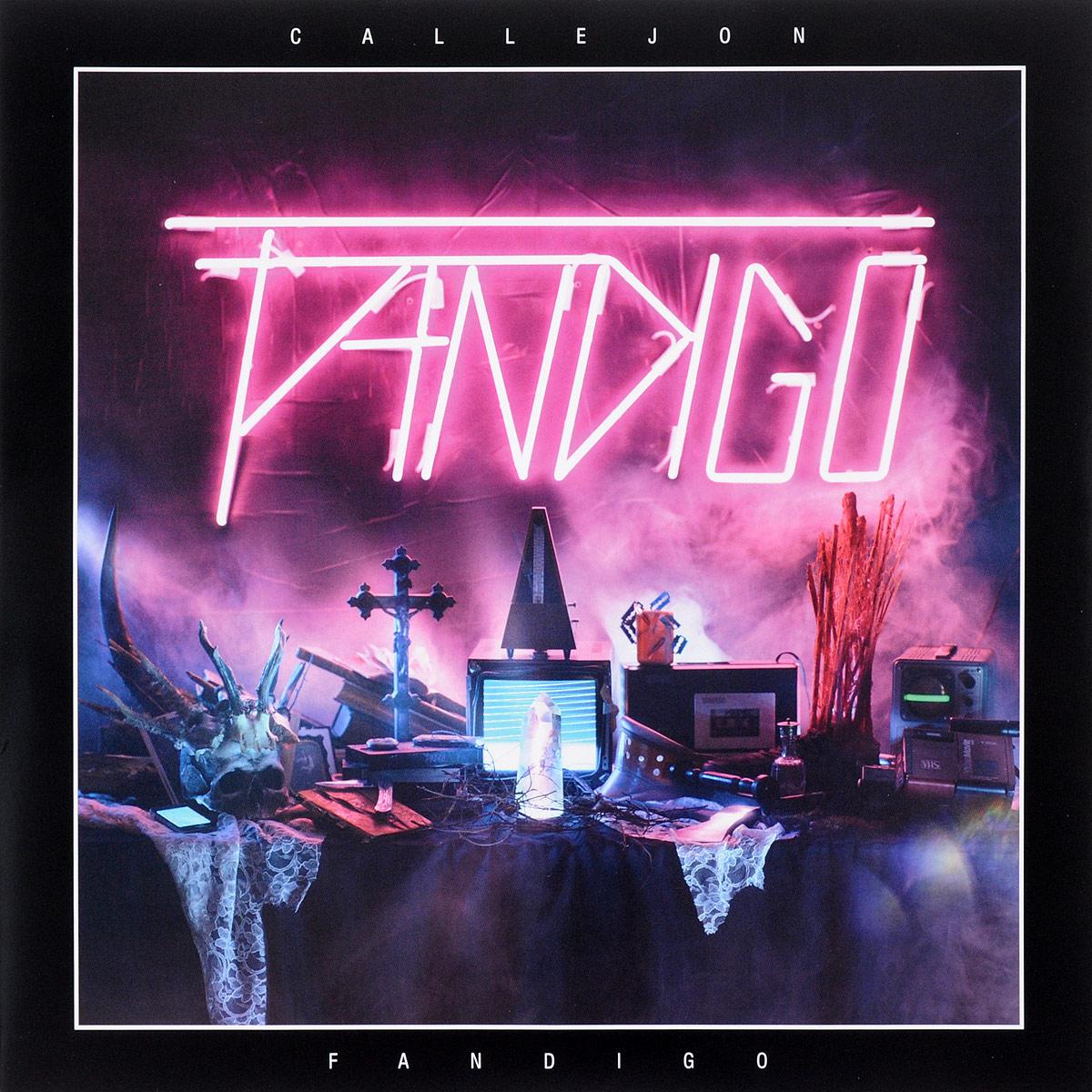Callejon Callejon. Fandigo (2 LP + CD)