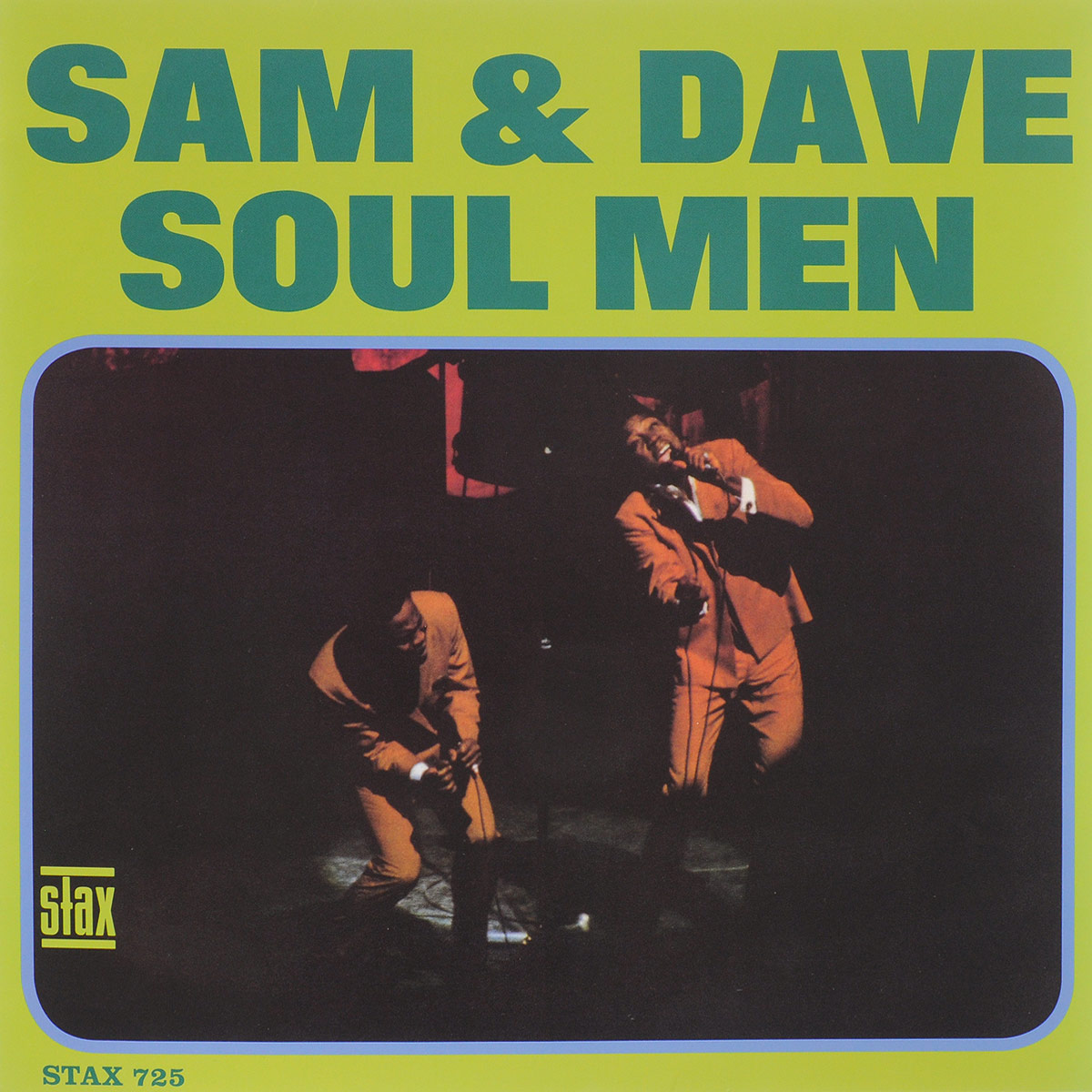 Sam & Dave Sam & Dave. Soul Men (LP) dave aju dave aju heirlooms