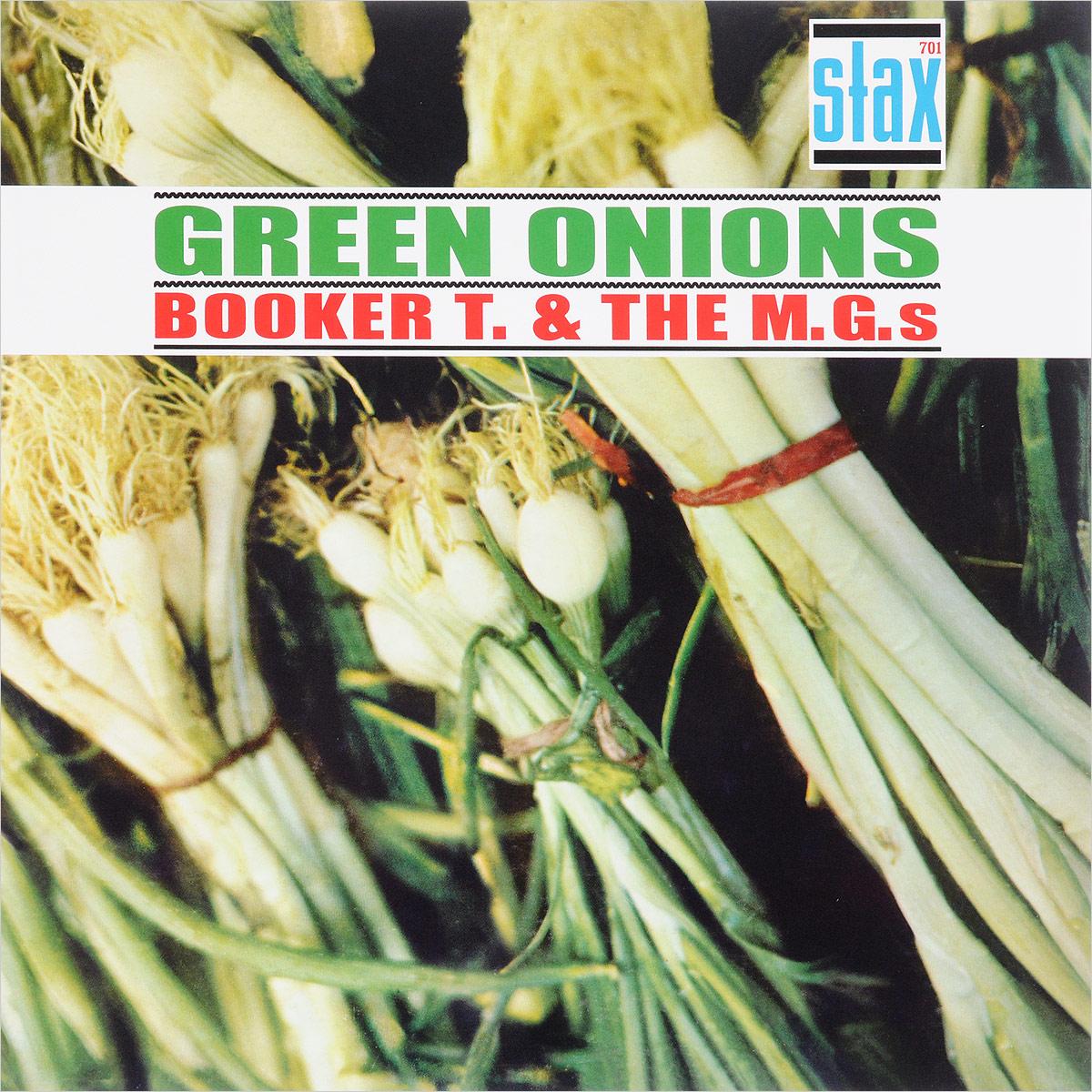 Booker T. & the M.G.'s Booker T. & The M.G.'s. Green Onions (LP) t s 450df