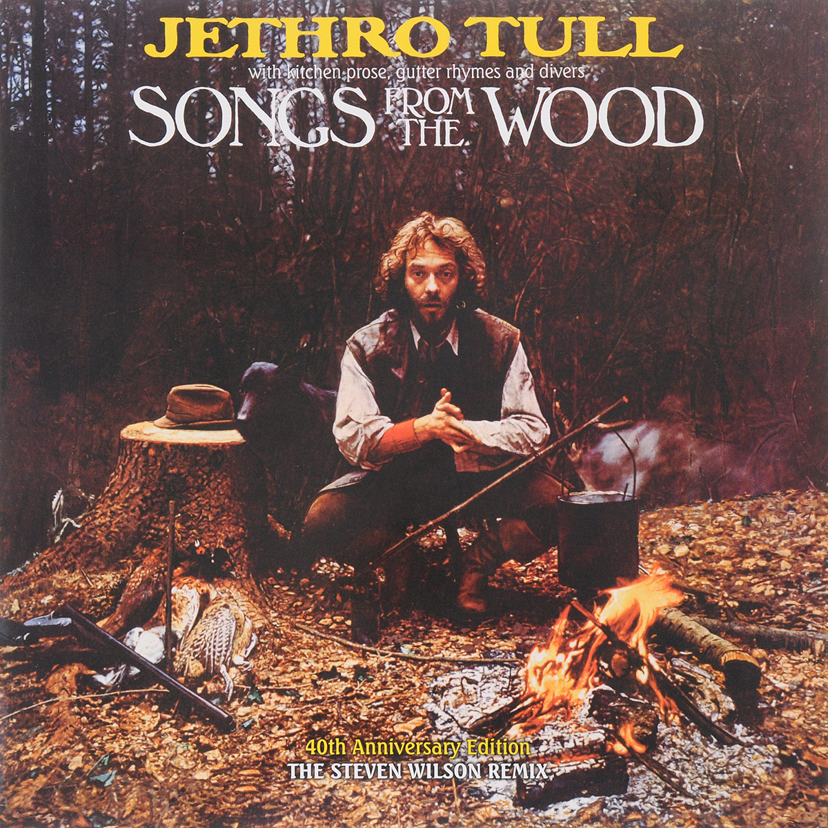 Jethro Tull Jethro Tull. Songs From The Wood (LP) jethro tull jethro tull too old to rock n roll too young to die the tv special edition 2 cd 2 dvd