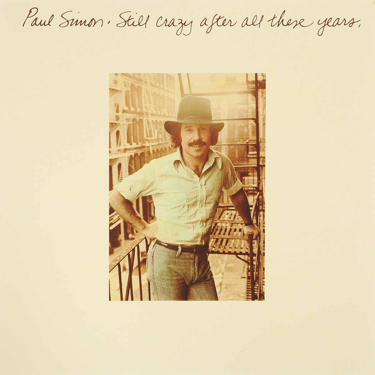 лучшая цена Пол Саймон Paul Simon. Still Crazy After All These Years (LP)