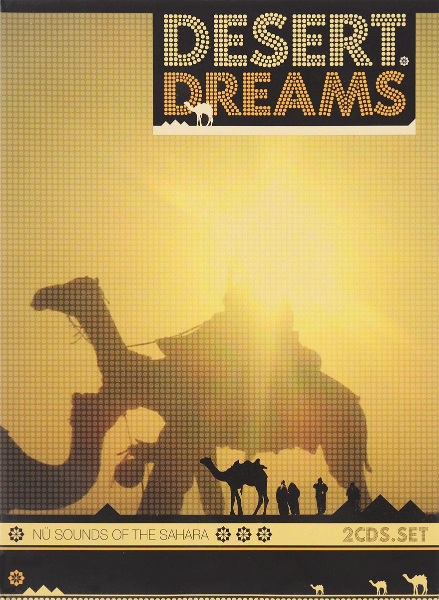 Kantik,Dual Sessions,Оман Чали,Rever Sound,Buddha Sounds,Love Reprise,B-Sider,Klub Rider,Seoan,Sound Behaviour,Ahy'o,Liongold,Speechless Project,Uschi,Phunk Breeze,Style Project,Saphire's Zest,Maha Kundalini,+Comfort Desert Dreams. Nu Sounds Of The Sahara (2 CD) desert blues ambiance du sahara 2 cd