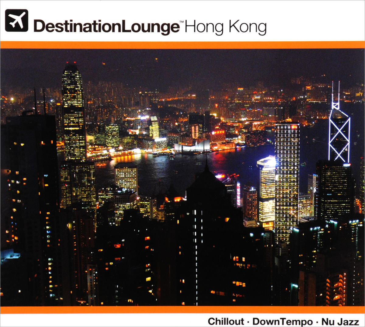 Destination Lounge Hong Kong (2 CD) недорого