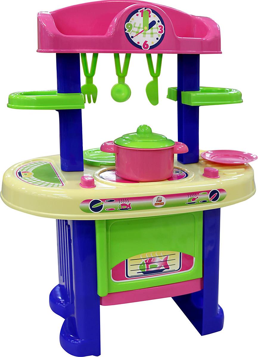 Полесье Игровой набор Bu-Bu №5 44891, цвет в ассортименте altacto игровой набор кухонной посуды маленькая хозяюшка в ассортименте