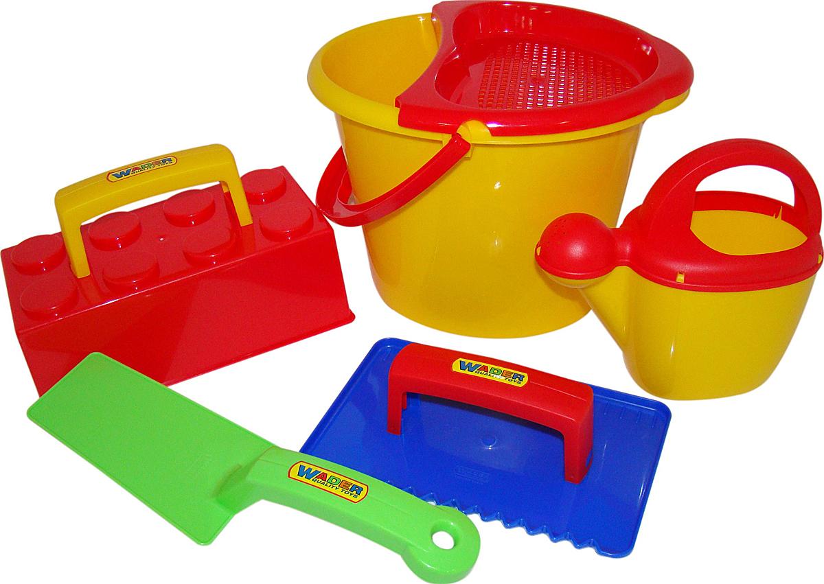 Полесье Игровой набор Каменщик №1, цвет в ассортименте игрушка полесьенабор каменщика 5 construct 50199