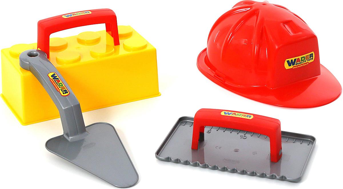 Полесье Игровой набор Каменщик №3 Construct, цвет в ассортименте полесье игровой набор каменщик 7 construct цвет в ассортименте