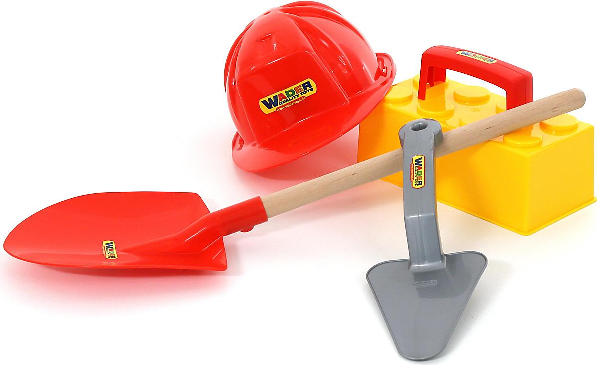 Полесье Игровой набор Каменщик №4 Construct, цвет в ассортименте полесье игровой набор каменщик 7 construct цвет в ассортименте