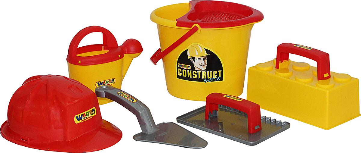 Полесье Игровой набор Каменщик №5 Construct, цвет в ассортименте игрушка полесьенабор каменщика 5 construct 50199