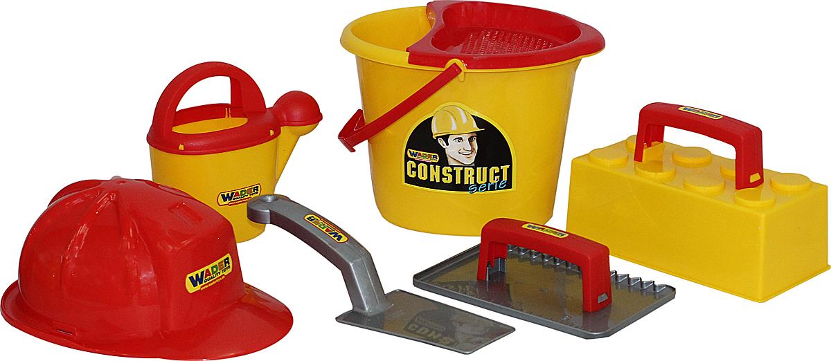 Полесье Игровой набор Каменщик №6 Construct, цвет в ассортименте полесье игровой набор каменщик 7 construct цвет в ассортименте