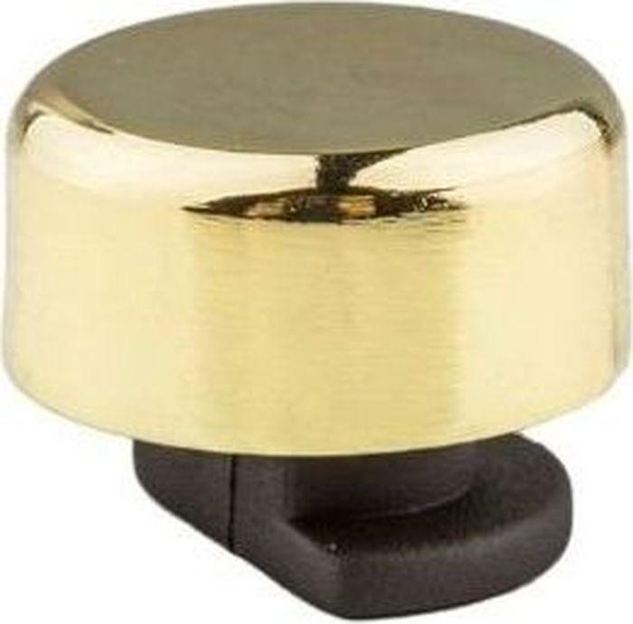 Зеркалодержатель Tech-KREP, без сверления, 17 мм, цвет: золотистый, 4 шт