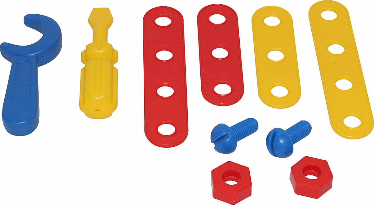 Полесье Игровой набор Механик 56054, цвет в ассортименте игровой набор полесье механик в коробке 36612