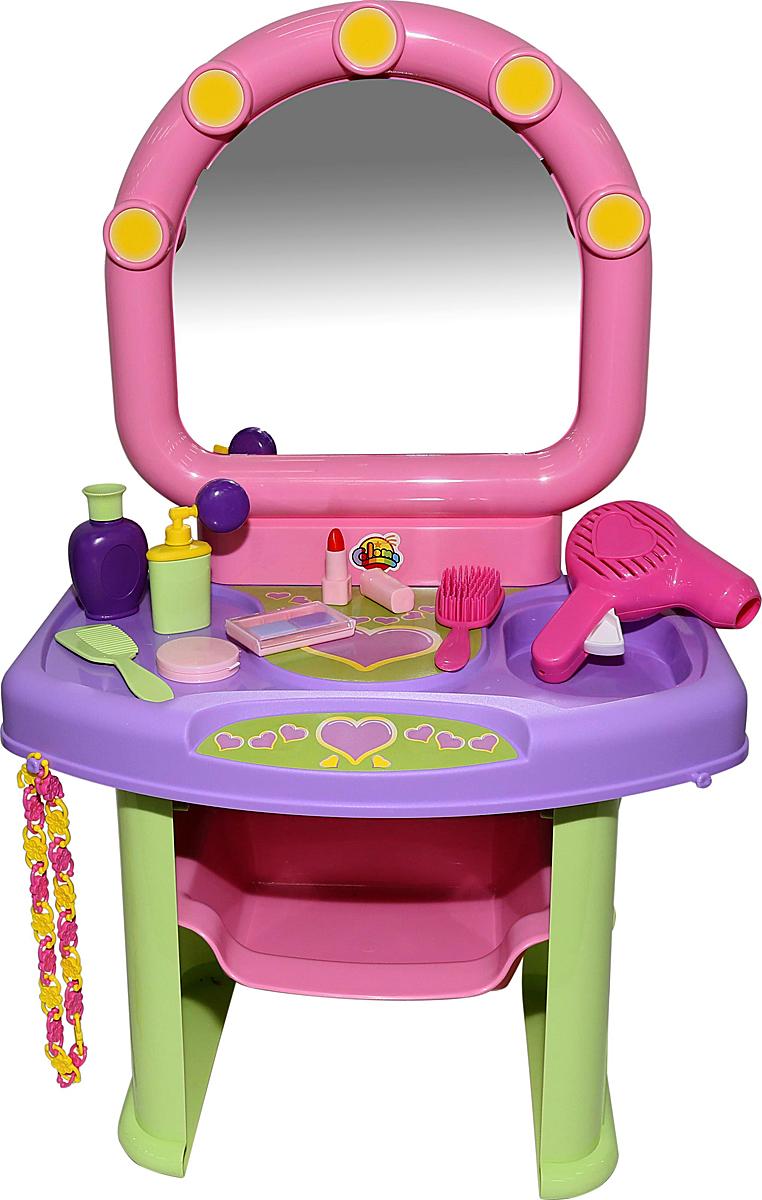 Полесье Игровой набор Салон красоты 53039, цвет в ассортименте игровой набор салон красоты троллей
