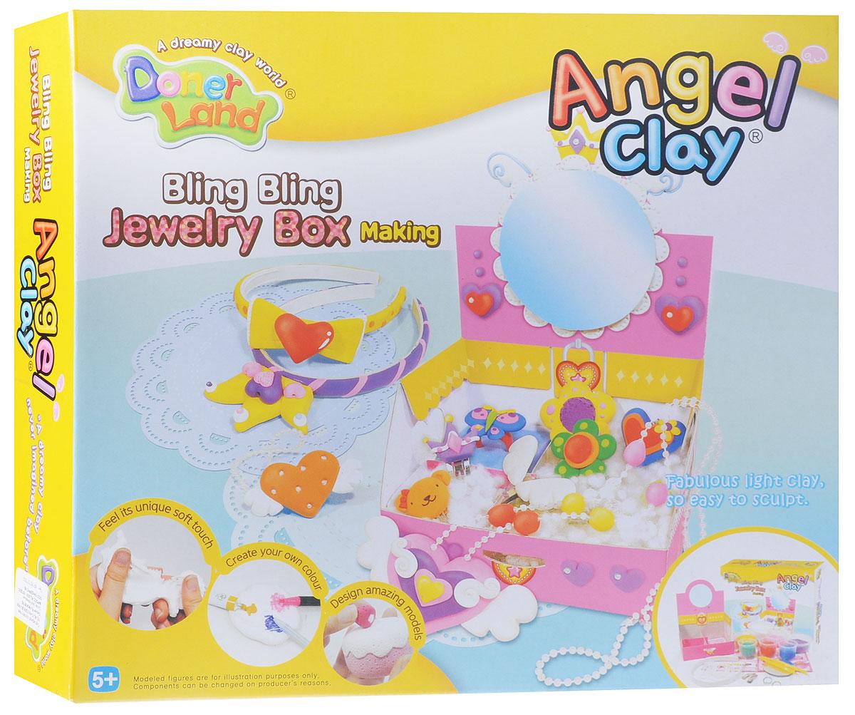 Angel Clay Набор для лепки Jewerly Box