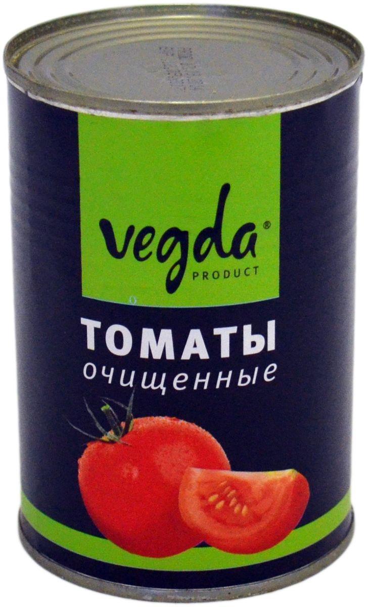 Vegda томаты очищенные Италия, 425 мл vegda томаты очищенные италия 425 мл