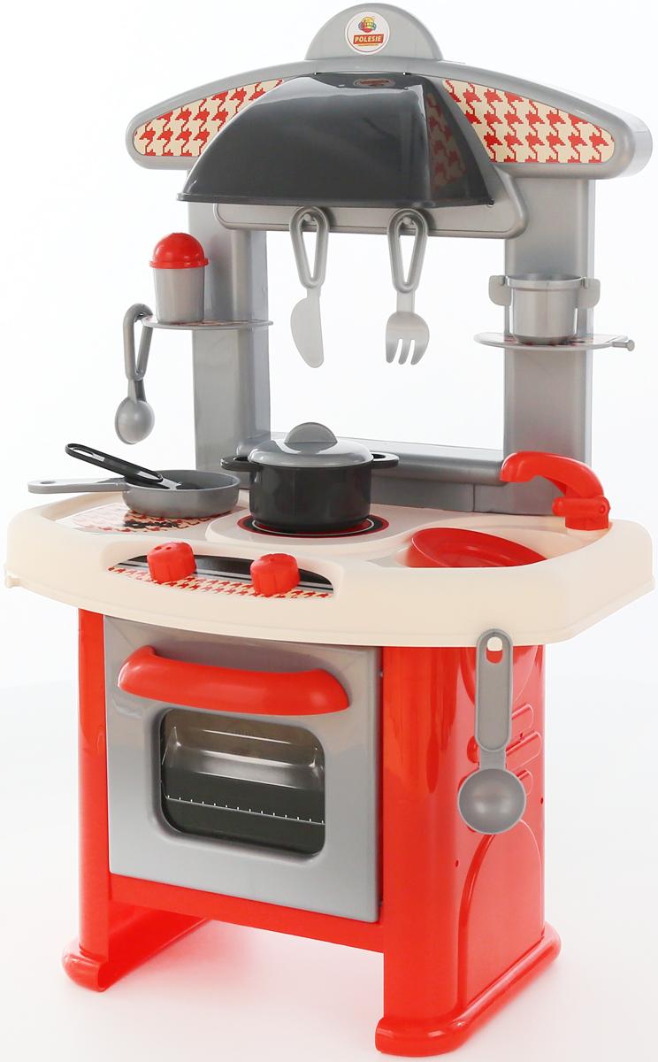 Полесье Игровой набор Кухня Яна с духовым шкафом, цвет в ассортименте цена и фото