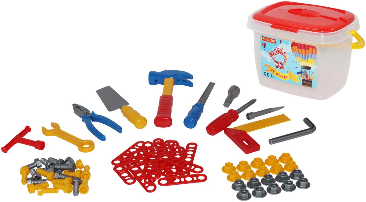 Полесье Игрушечный набор инструментов №1, цвет в ассортименте