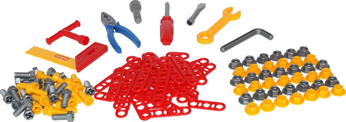 Полесье Игрушечный набор инструментов №5 цвет в ассортименте