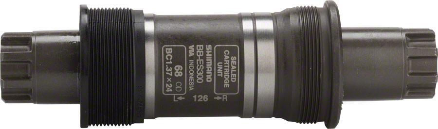 Каретка Shimano ES300, 68/126 мм, без болтов