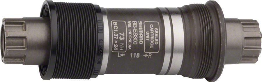 Каретка Shimano ES300, 73/118 мм, без болтов