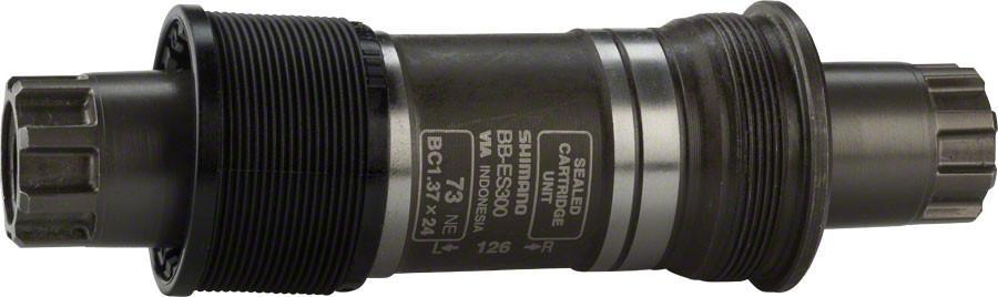 Каретка Shimano ES300, 73/126 мм, без болтов