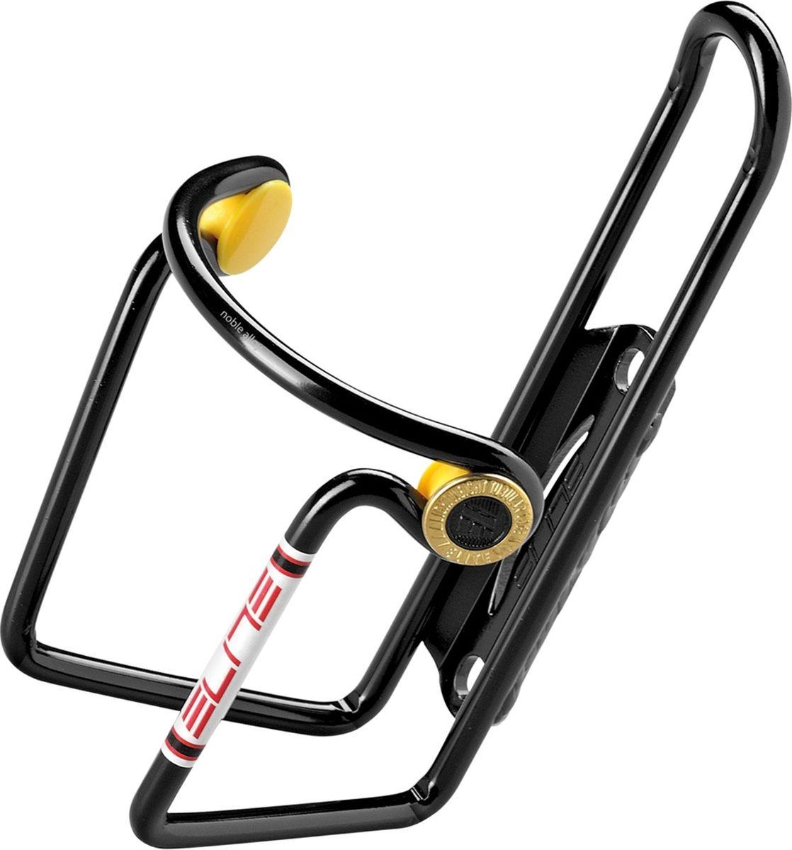 Флягодержатель Elite Ciussi, цвет: черный флягодержатель zefal pulse fiber glass цвет черный