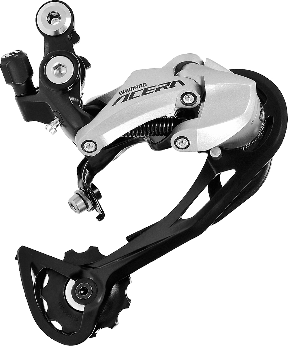 Переключатель задний Shimano Acera M3000. Shadow, SGS, 9 скоростей ztto mtb mountain bike bicycle parts 9s 27s speed freewheel cassette 11 40t wide ratio compatible for shimano m430 m4000 m3000