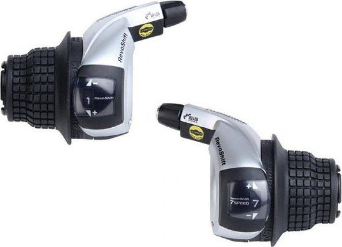 Шифтер Shimano Tourney RS45, 3 x 7 скоростей