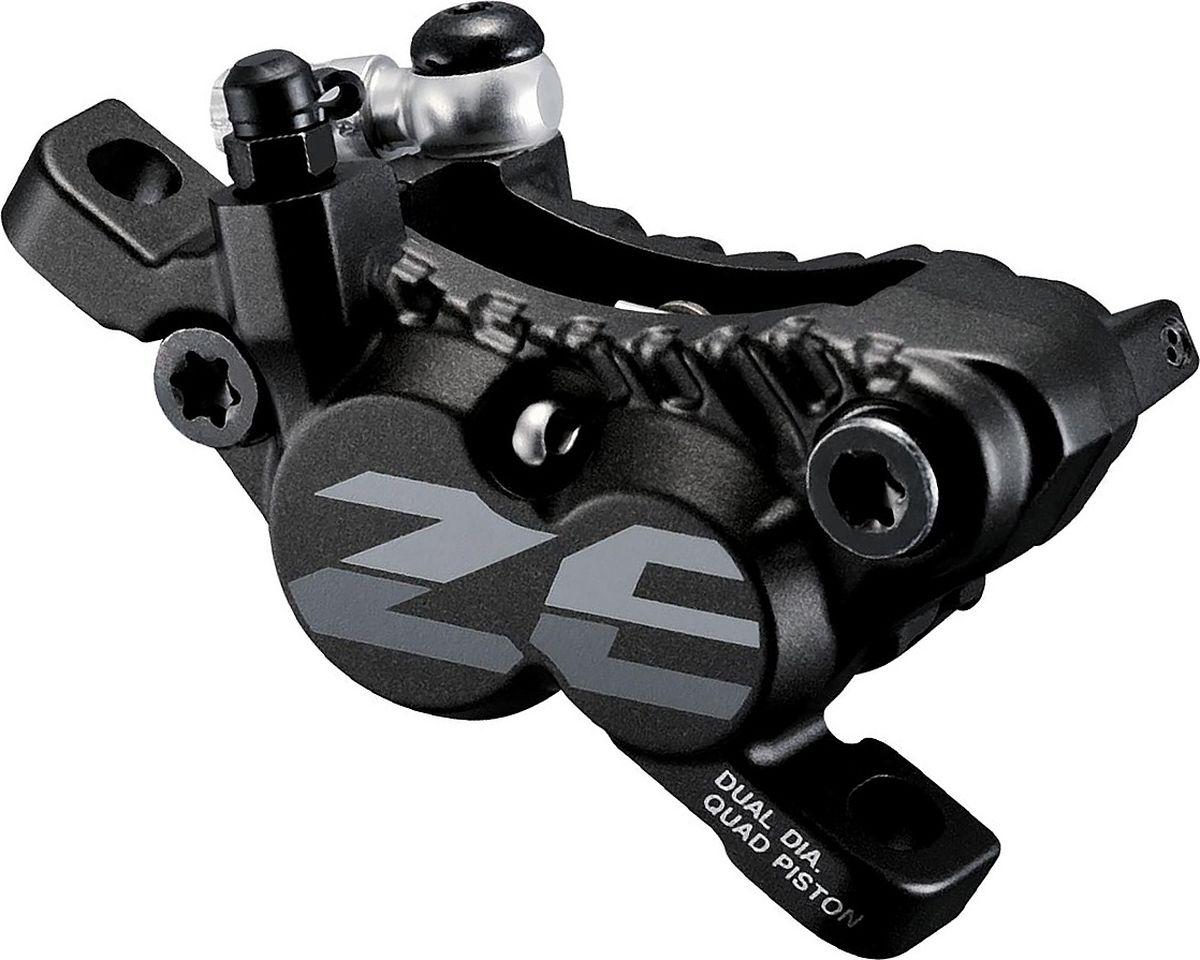 Калипер гидравлических тормозов Shimano M640 post mount, D01S, без адаптера