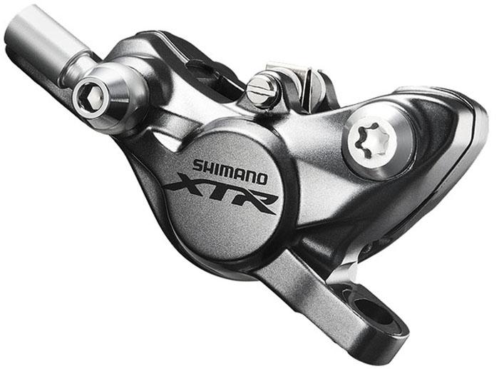 Калипер гидравлических тормозов Shimano M9000 post mount, G02A, без адаптера
