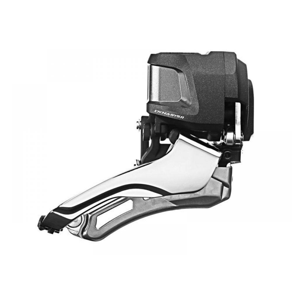 Переключатель передний Shimano XTR Di2 M9070, 2 x 11 скоростей, для 38-34T, без FD905 перекл передн shimano xtr fd m9020e 2x11v боковая тяга
