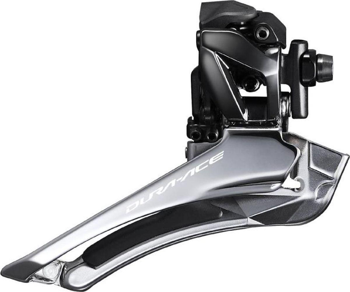 Переключатель передний Shimano Dura-Ace R9100, на упор, 2 х 11 скоростей запчасть shimano dura ace r9100 icsr910011225