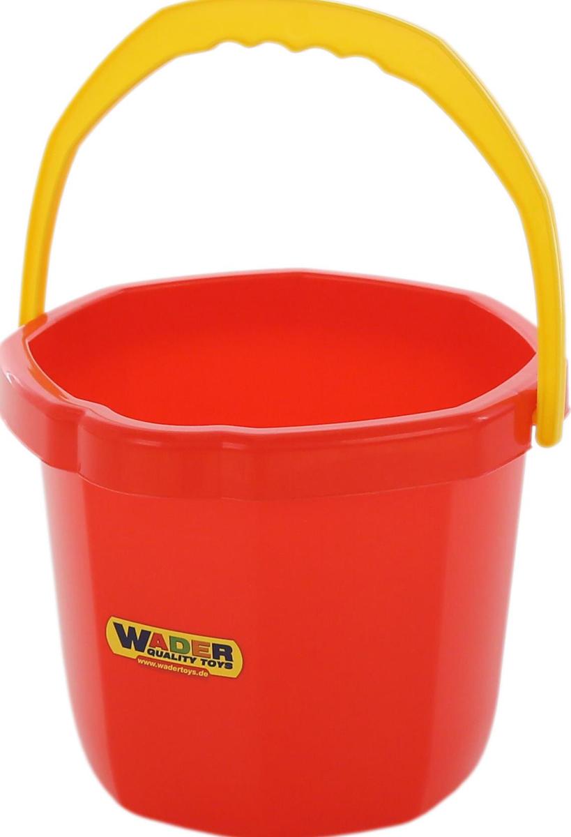 цена Полесье Игрушка для песочницы Ведро №10, цвет в ассортименте онлайн в 2017 году