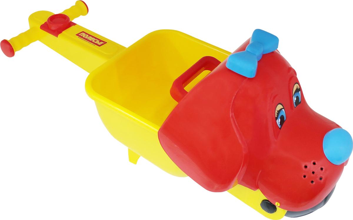 Полесье Игрушка для песочницы Тачка Малыш Тяпа, цвет в ассортименте