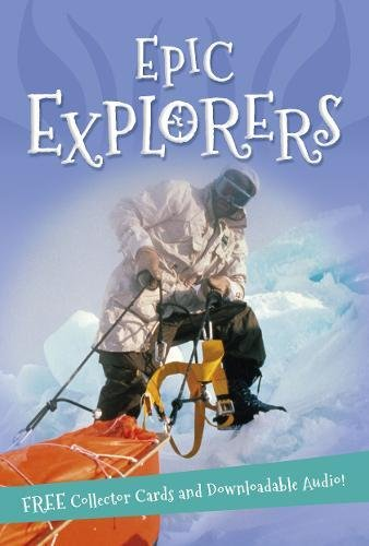 It's all about... Epic Explorers simon winchester the men who united the states the amazing stories of the explorers inventors and mavericks who made america