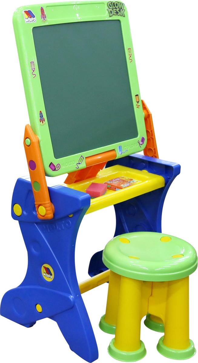 Полесье Набор детской мебели Играй и учись, цвет в ассортименте