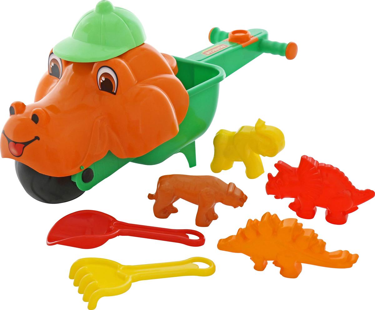 Полесье Набор игрушек для песочницы №342, цвет в ассортименте