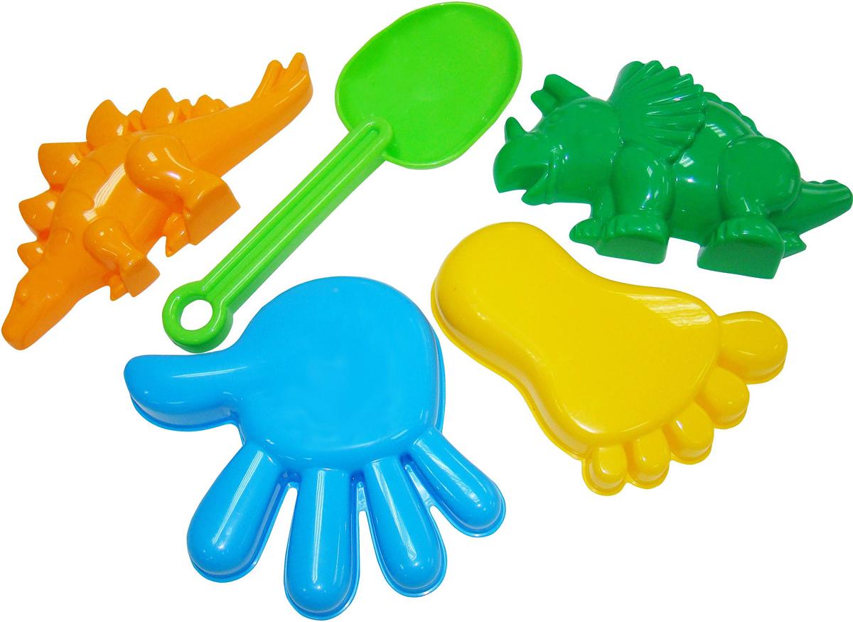цена Полесье Набор игрушек для песочницы №371, цвет в ассортименте онлайн в 2017 году